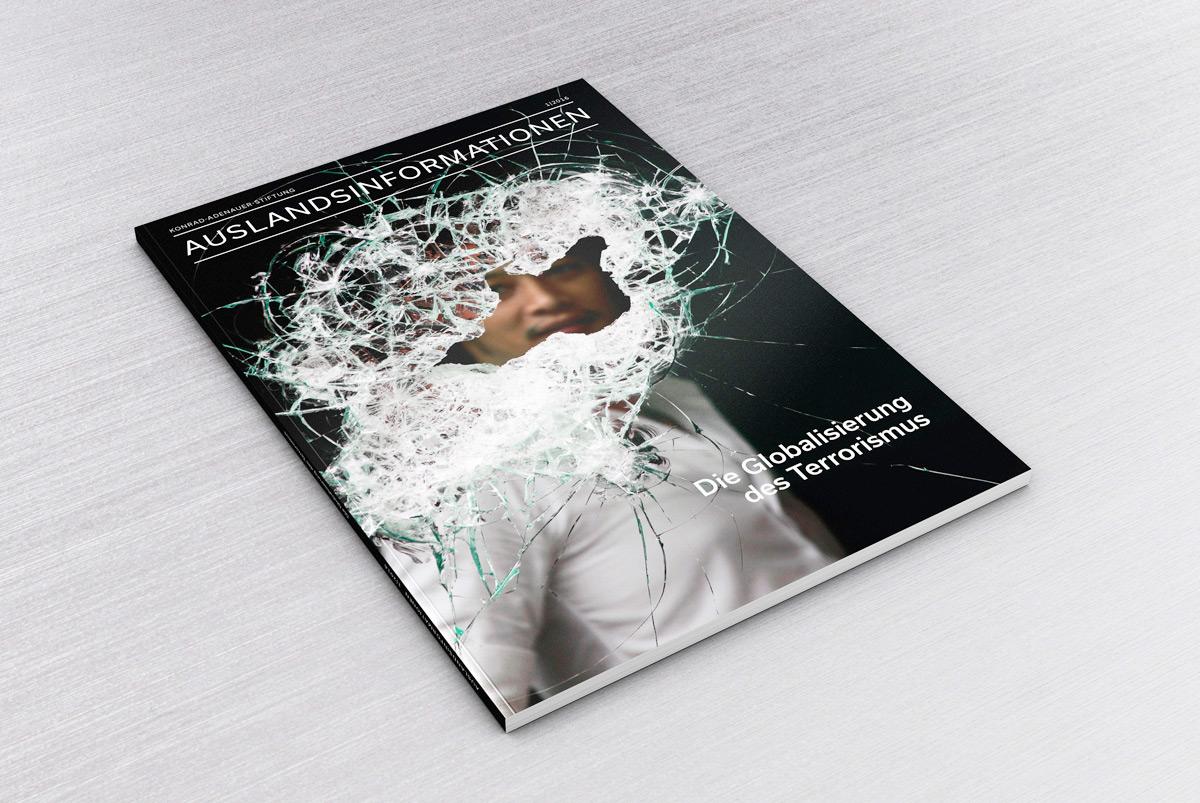 Auslandsinformationen 1/2016 Cover