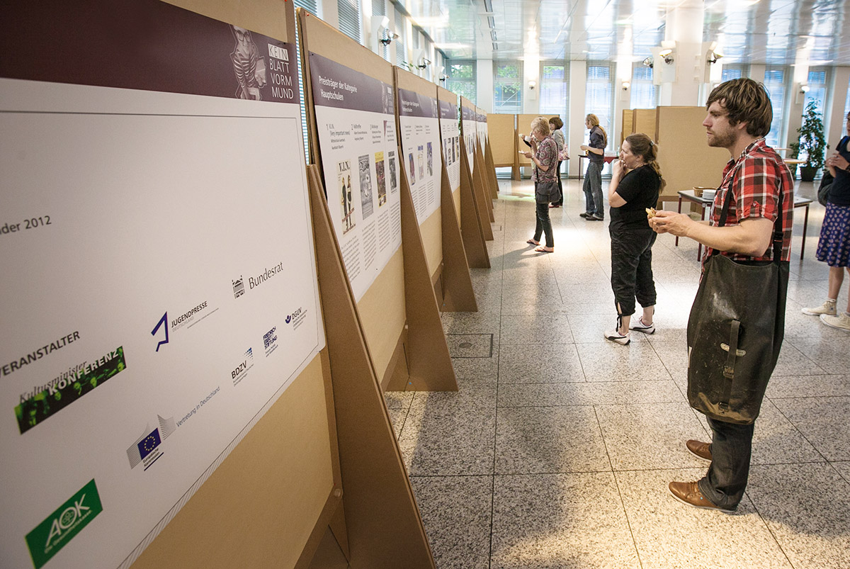 Schülerzeitungswettbewerb der Länder 2011/2012