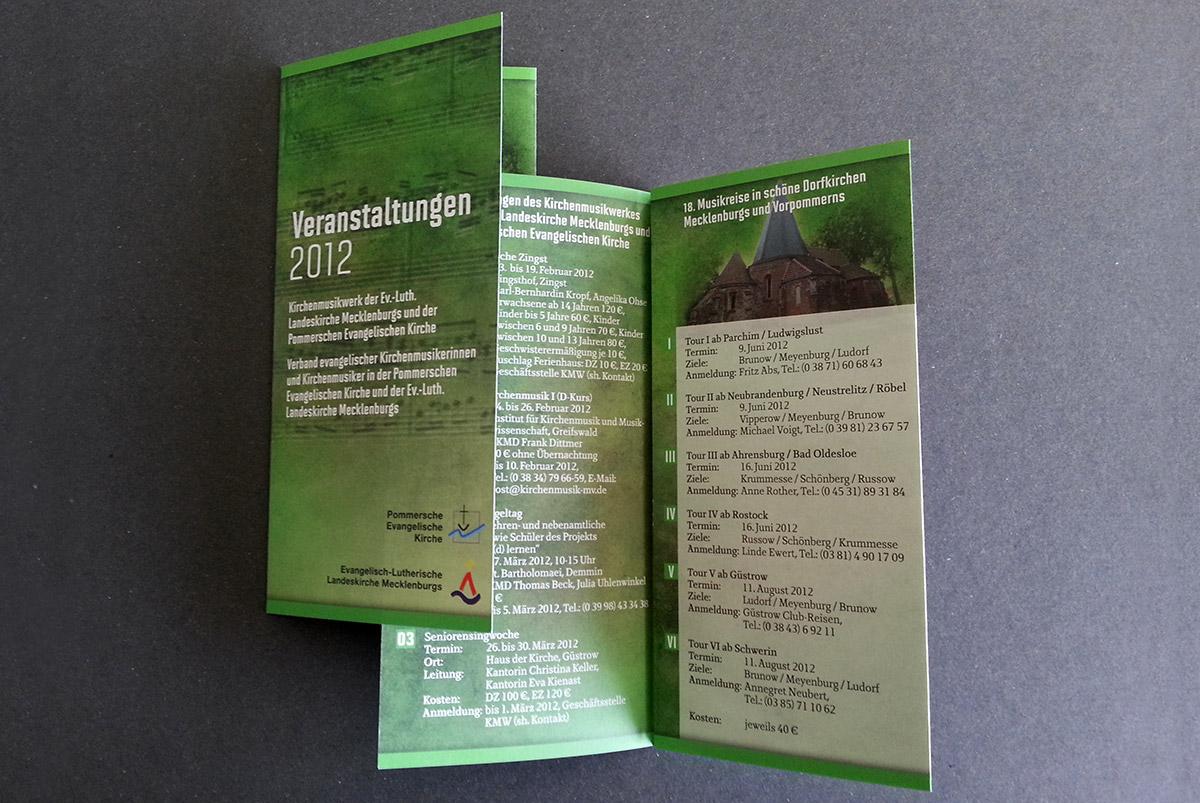 Kirchenmusik in Mecklenburg